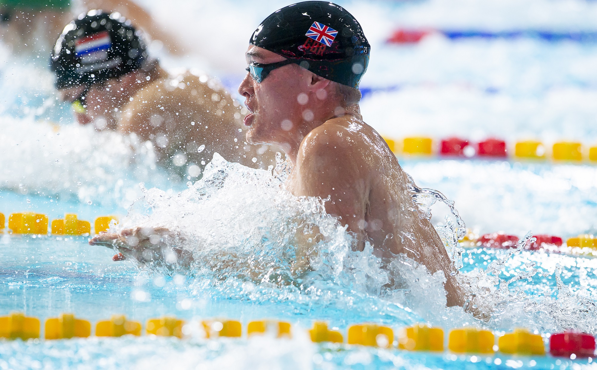 Wilby zeroes in on Tokyo target at LEN European Short Course Championships